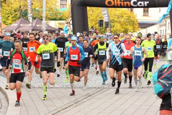Maraton start