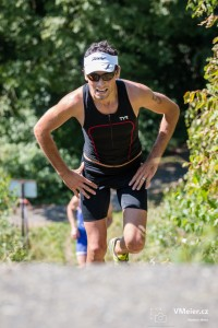 Triatlon běh