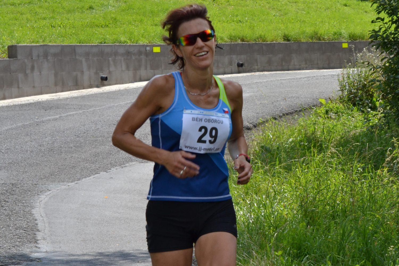 Úspěšné tažení našich běžců