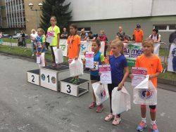 Běh dětí Kopřivnicí v rekordním počtu startujících