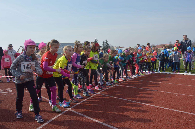Téměř čtyřicítka našich mladých závodníků se představila v Přerově