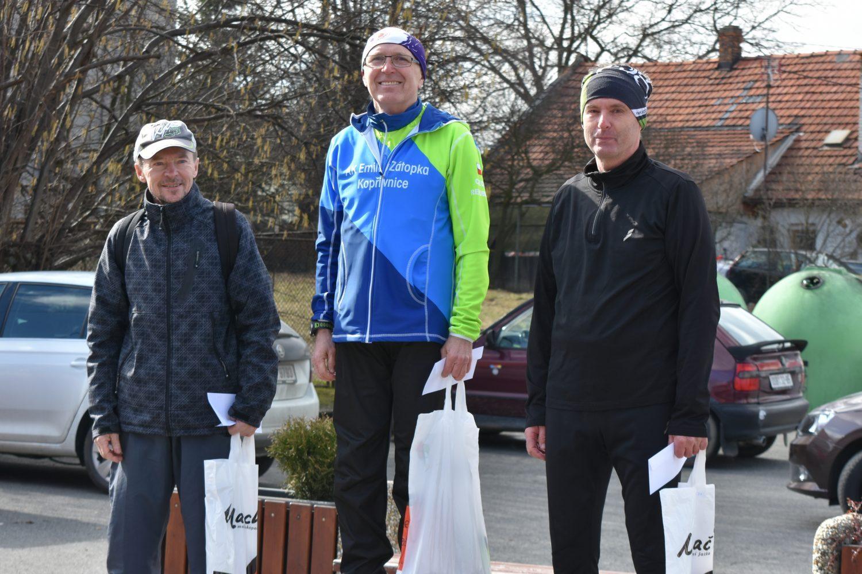 Jubileum Mořkovského zajíce ozdobila rekordní účast běžců