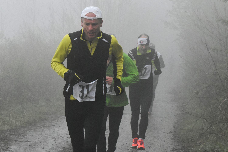 Rekordní  účast běžců v náročném závodě