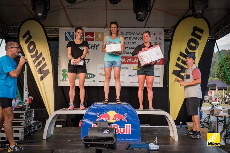 Darča Krausová je nejen výborná běžkyně, ale také triatlonistka