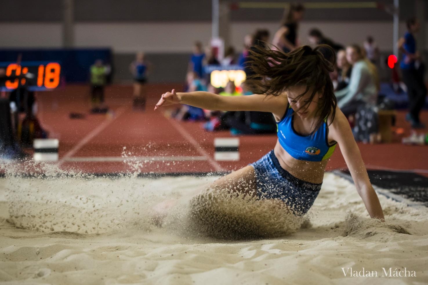 Závod Kids Athletics Poruba přinesl krásné výsledky