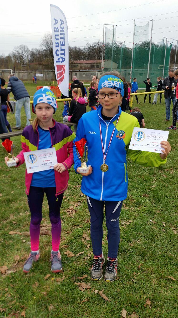 Úspěch v Porubském běžeckém poháru