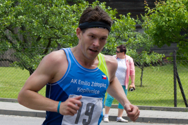 Korigovná trať se líbila běžcům