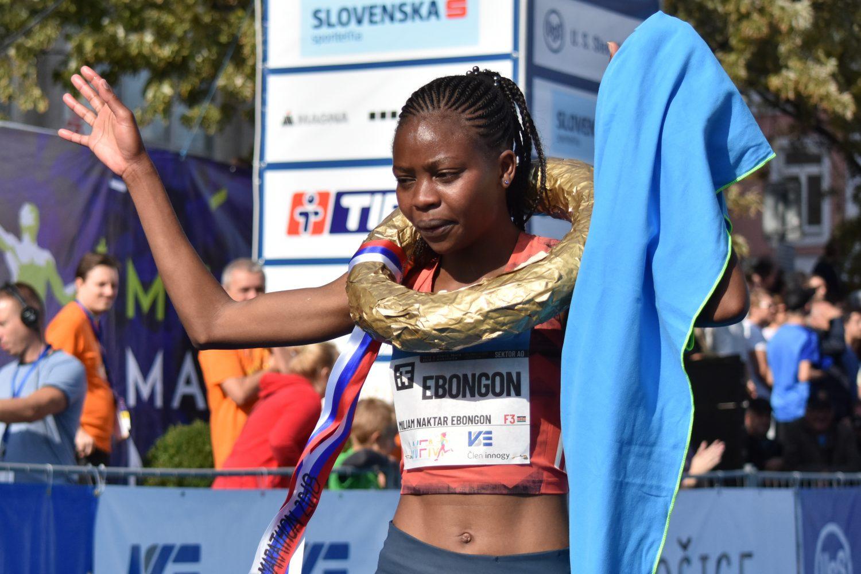 Překvapivá vítězka v novém traťovém rekordu