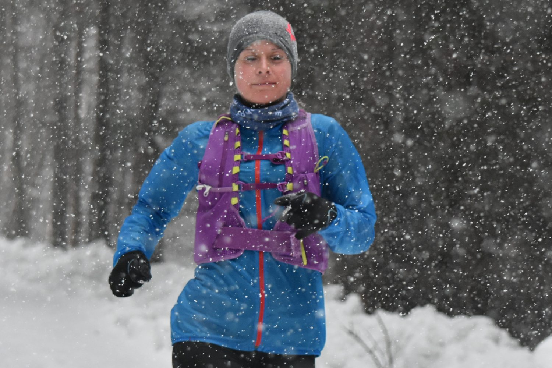 Náročnýzávod otestoval fyzickou a psychickou odolnost běžců