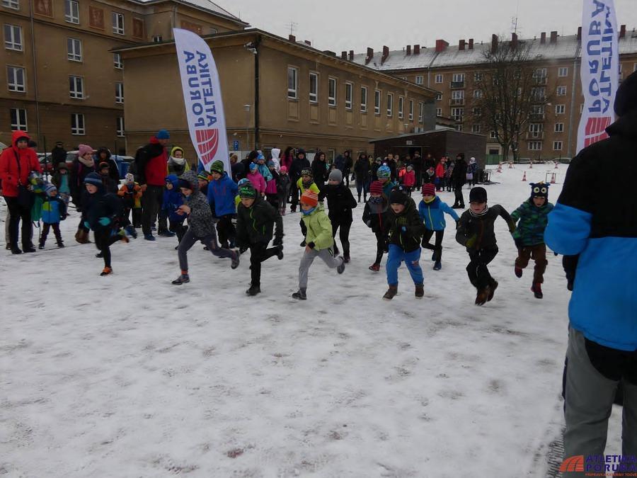 1. závod Porubského běžeckého poháru 2020