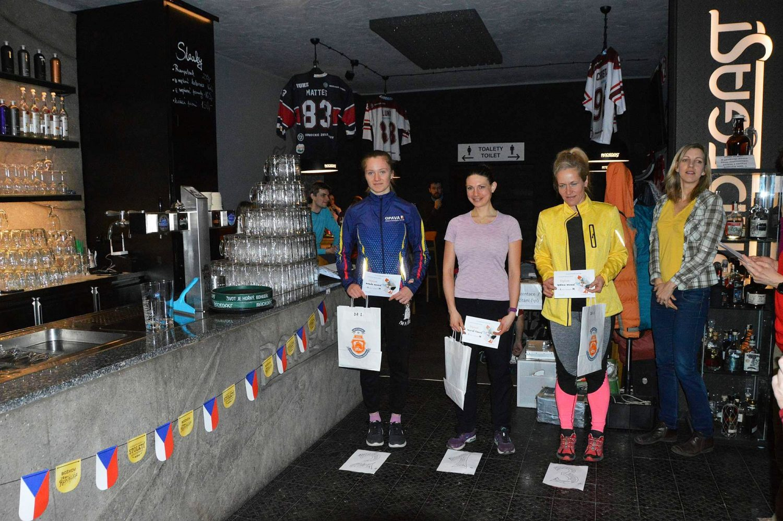 Historicky první vítězství pro AK EZ v orientačním běhu