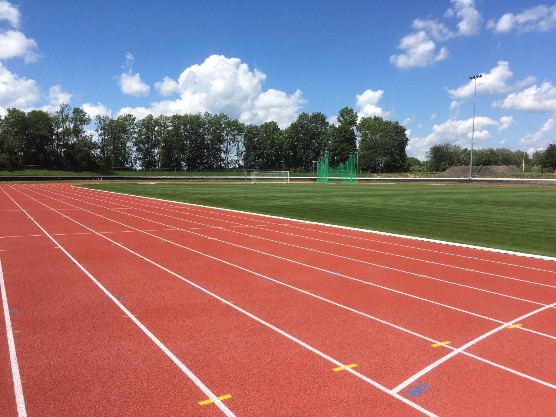 Aktuální informace k možnosti využívání nového atletického oválu na Stadionu Emila Zátopka v Kopřivnici
