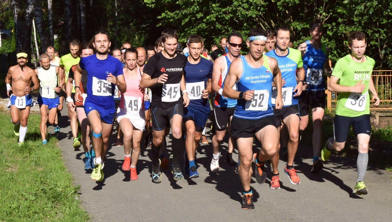 První závod Lašské běžecké ligy 2021 nachystán, registrace spuštěna!